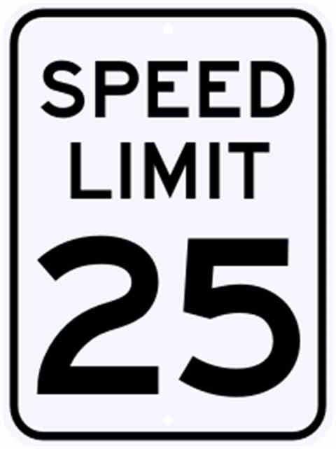Miami Reducing Speed Limits in Residential Neighborhoods - Miami
